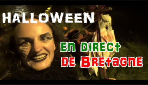 Halloween direct youtube
